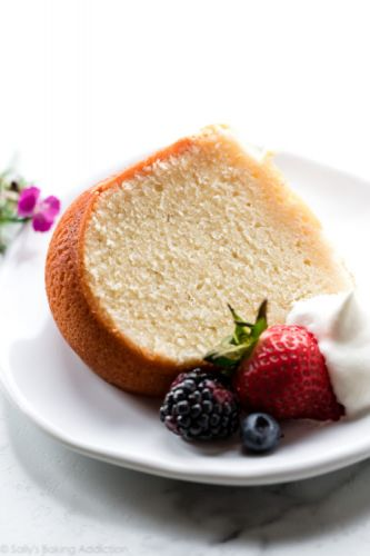 Perfect Cream Cheese Pound Cake