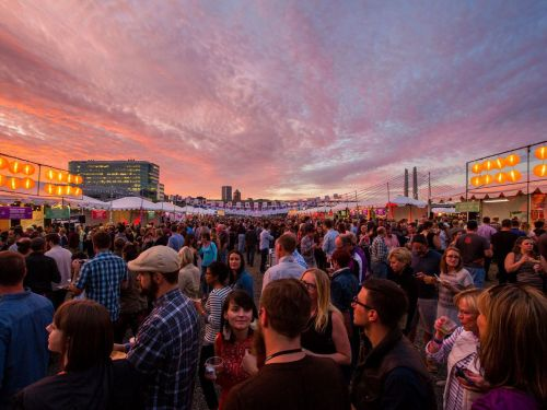 Feast, Portland's Largest Food and Drink Festival, Is Canceled for 2020