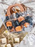 This Sparkly Prosecco Six-Pack Purse Is the Ultimate Holiday Party-Starter