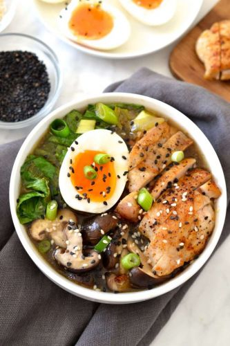 Cozy Chicken Ramen