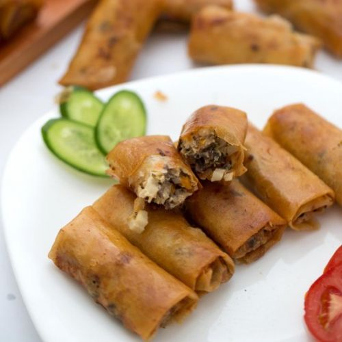 Vietnamese Egg Rolls Recipe