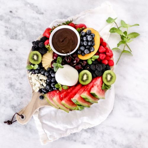 Summer Fruit Plate