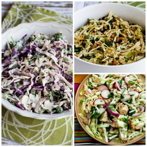 Amazing Low-Carb Cabbage Salads You'll Make Over and Over