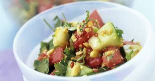 Thai Melon Salad by Ric Orlando