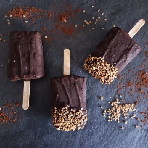 Vegan Magnum Ice Cream Bars