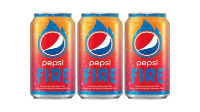Pepsi Wants to Win You Back With Cinnamon Swill