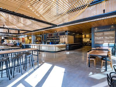 Inside Austin's First-Ever Food Hall, Opening This Week