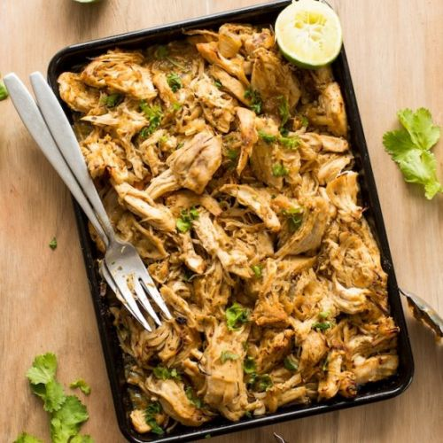 Instant Pot Chicken Carnitas