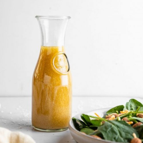 Apple Cider Vinegar Dressing