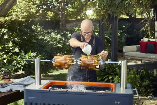 Heston Blumenthal's Beautiful Grills Are Coming To America