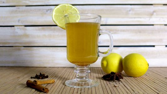 Five Hot Toddy Recipes to Fight Winter's Chill