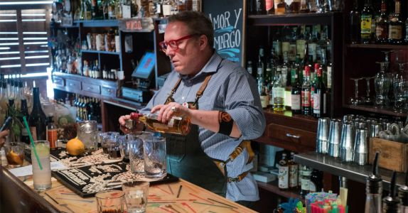 Lucky Sevens: NYC Bar Legend Sother Teague Will Never Order a Vesper