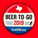 Texas Lawmakers on Verge of Approving Beer-to-Go Sales