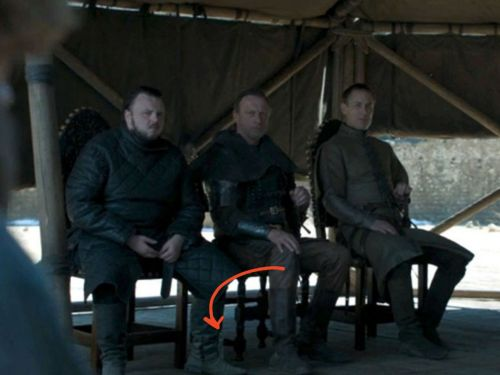 For the Love of God, There Were Water Bottles on the 'Game of Thrones' Series Finale