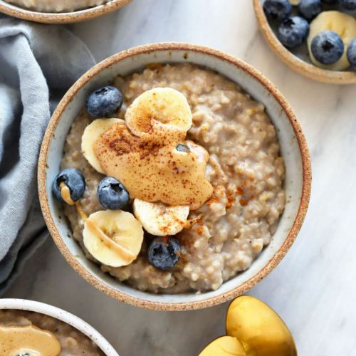 Seriously the Best Steel Cut Oats