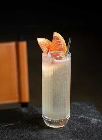 Highball: Gin Crown