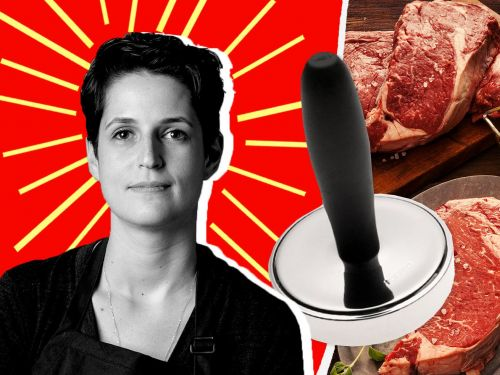 If You're Serious About Meat, You Need a Serious Meat Mallet