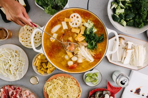 Sweet and Sour Vietnamese Hot Pot Recipe
