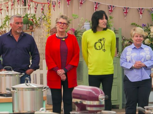 5 Reasons to Embrace the New 'Great British Baking Show'