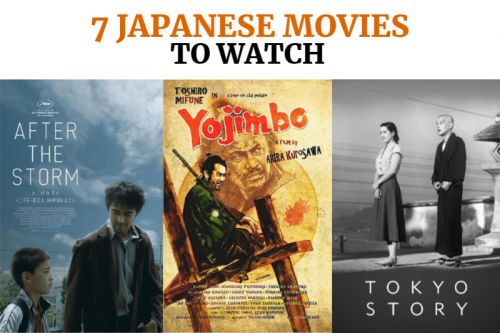 7 Japanese Movies to Add to Your Watchlist