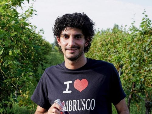 I heart Lambrusco: Taste with Alessandro Medici and me this Thursday in Houston
