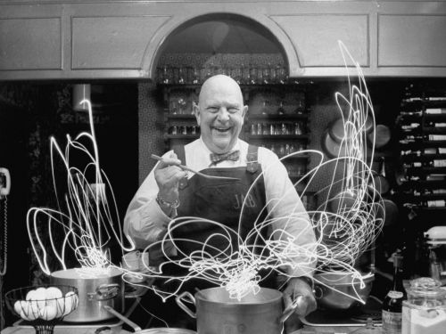 To Find Hope in American Cooking, James Beard Looked to the West Coast