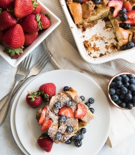 Celebrate 4th of July with these fun Red, White, and Blue Recipes