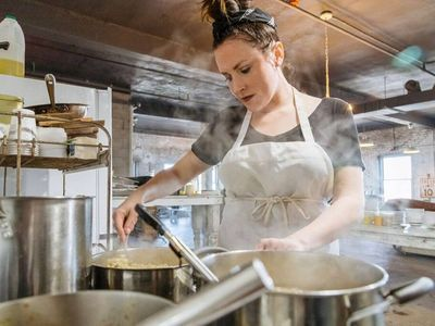 Chef Kate Williams Announces Follow Up to Detroit Hit Lady of the House