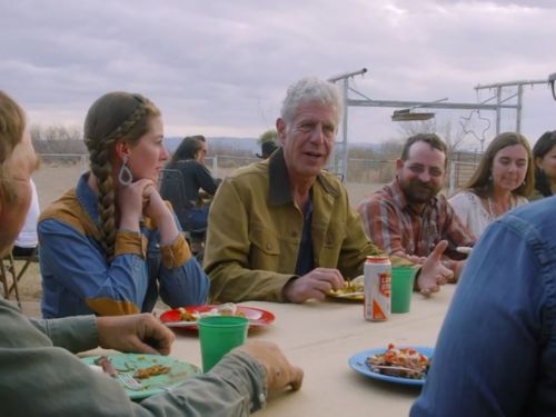 Scenes From Anthony Bourdain's Trip to West Texas on 'Parts Unknown'