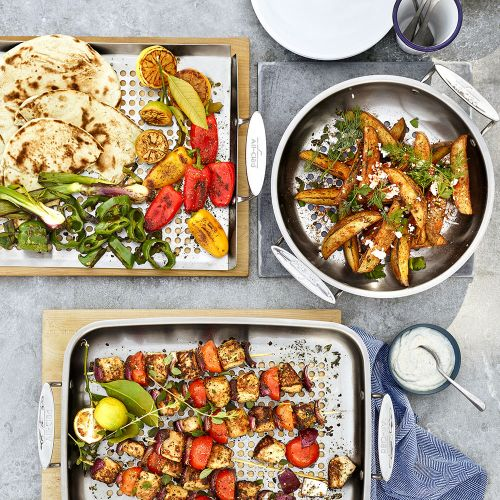 Travel Through Greece When You're Cooking At Home