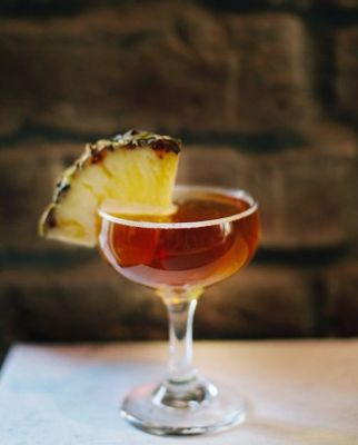 Saint Cecilia's Society Punch Recipe - Drinks - Food Drink Buzz