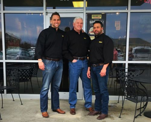 Coughlin Family Makes Dickey's Barbecue Pit a Family Affair