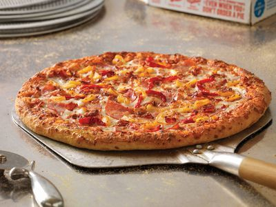 Domino's Uses New Technology to Make Sure Pepperoni Is Evenly Spread on Pizzas