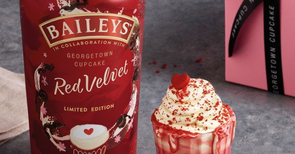 Baileys New Flavor Tastes Just Like a Red Velvet Cupcake