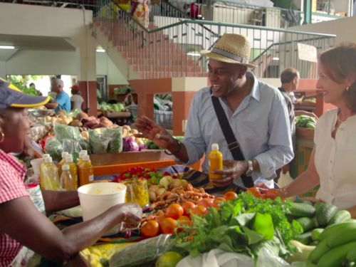 Embark on a Culinary Journey With 'Ainsley Eats the Streets' on Netflix