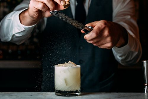 Tequila Cocktail: The Casper