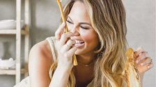 Chrissy Teigen's Favorite Recipes Are Coming To Blue Apron