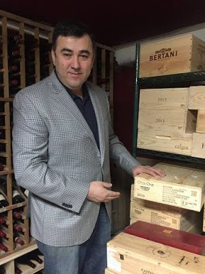 The Mind Of A Sommelier: Leo Keka