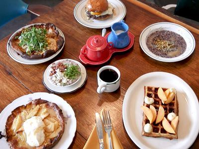 Watch: Waffles, Dutch Babies, and Other Morning Comforts at Midwest Favorite Milktooth