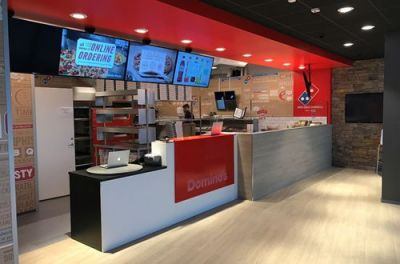 Domino's Opens First Store in Sweden