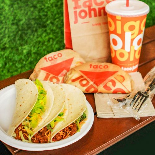 Taco John's is Kicking Off Cinco de Mayo Early With A Five-Day Fiesta