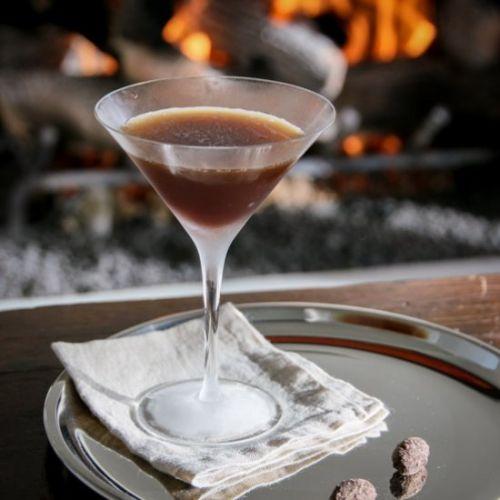 OMG That's Good Chocolate Martini