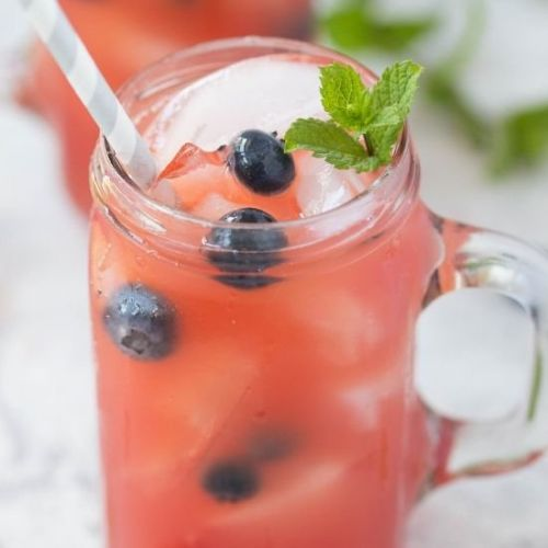 Watermelon Rum Runner