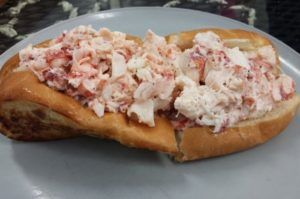 May 12: Lobster Rolls and Fresh Oysters! Sat 12pm-5pm