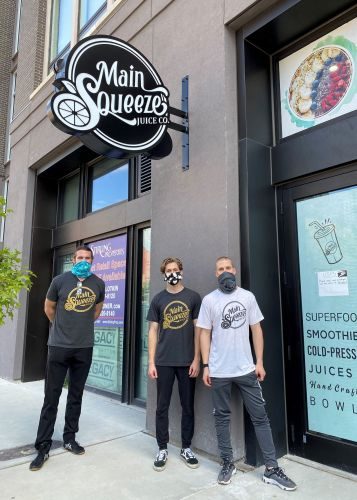Main Squeeze Juice Co. Opens in Downtown New Orleans
