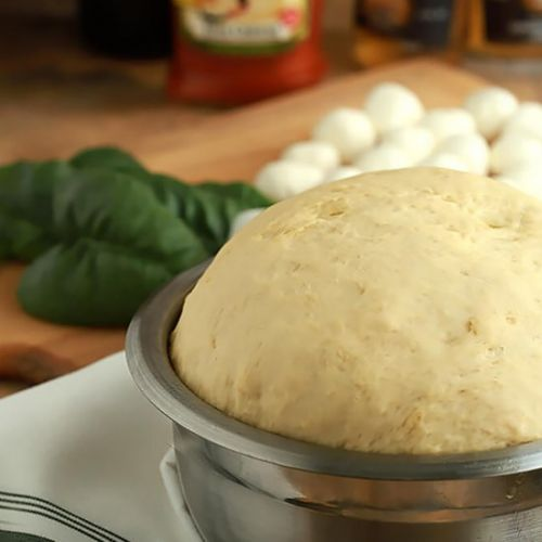 15 Minute Beer Pizza Dough