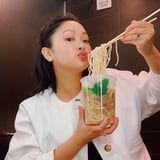 "31 Times Lana Condor Professed Her Love of Food on Instagram That Made Us Say, ""Same"""