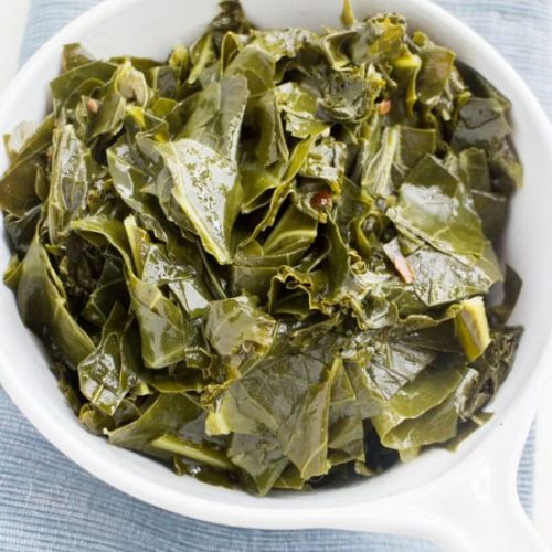 Vegetarian Collard Greens