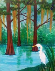Aug 12: Paint & Sip!