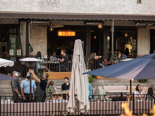 As COVID-19 Infections Surge, LA County Shuts Down All Outdoor Restaurant Dining 18